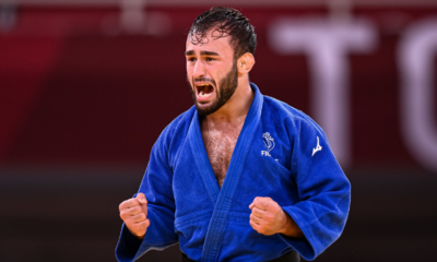Jeux - JO Tokyo 2020 - Judo Luka Mkheidze débloque le compteur tricolore avec le bronze