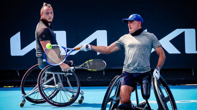 Mieux comprendre le handisport le tennis-fauteuil