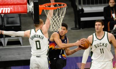 NBA Finals Les Suns maîtrisent les Bucks sur le Match 1