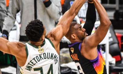NBA Finals : Les notes du match 2 entre les Phoenix Suns et les Milwaukee Bucks