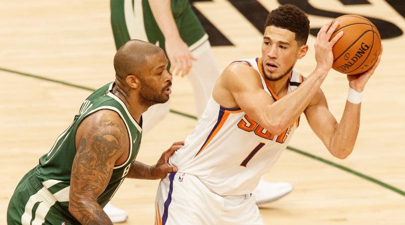 NBA Finals : Les notes du match 3 entre les Milwaukee Bucks et les Phoenix Suns