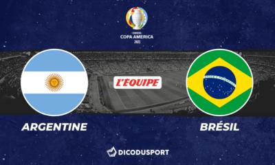 Pronostic Argentine - Brésil, finale de la Copa América 2021