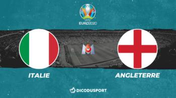 Pronostic Italie – Angleterre, finale de l'Euro 2020