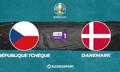 Pronostic République Tchèque - Danemark, Euro 2020