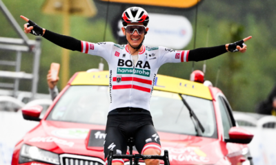 Tour de France 2021 - Patrick Konrad remporte la 16eme étape en solitaire