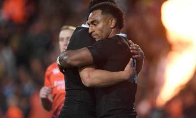 Test match La Nouvelle-Zélande écrase les Fidji