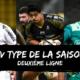 Top 14 - XV type de la saison 2020-2021 : Composez votre deuxième ligne