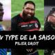 Top 14 - XV type de la saison 2020-2021 - Élisez le meilleur pilier droit