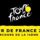 Tour de France 2021 - 14ème étape - Le parcours en détail