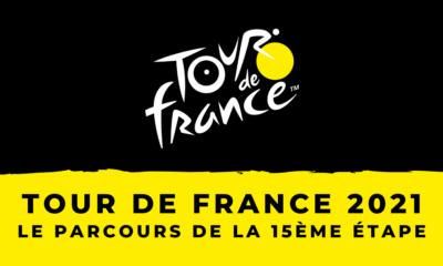 Tour de France 2021 - 15ème étape - le parcours en détail