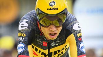 Tour de France 2021 : Wout Van Aert remporte le chrono de la 20ème étape