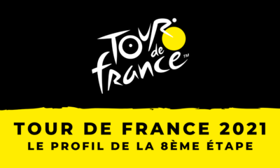 Tour de France 2021 : le profil de la 8ème étape