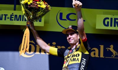 Tour de France : les tops et les flops de la 20ème étape