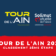 Tour de l'Ain 2021 le classement de la 2ème étape