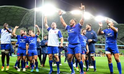 [Vidéo] Le résumé de la victoire du XV de France en Australie