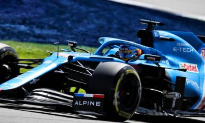 [Vidéo] L'incroyable départ de Fernando Alonso lors de la course sprint à Silverstone