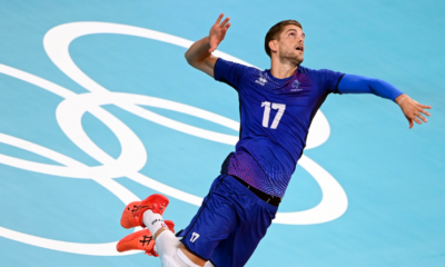 Volley - JO Tokyo 2020 - Volleyball la France se rassure face à la Tunisient pu dérouler (25-21/25-11/25-22). Les Tunisiens n'ont pas démérité mais ce n'était pas suffisant. L'espoir de se qualifier pour les phases finales est présent mais il faudra assurer aussi mercredi face à l'Argentine, un adversaire abordable à première vue pour les Tricolores.