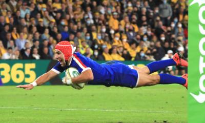 XV de France : La composition pour le deuxième match face à l'Australie