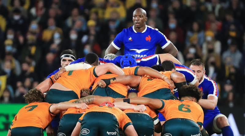 XV de France - Les notes des Bleus lors du premier test face à l'Australie