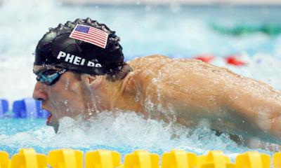 17 août 2008 8 médailles d'or dans les mêmes Jeux pour Michael Phelps
