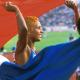 22 août 1998 La folle remontée de Christine Arron sur le relais 4 x 100 m