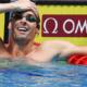 9 août 2015 Camille Lacourt conserve l'or mondial sur 50 m dos