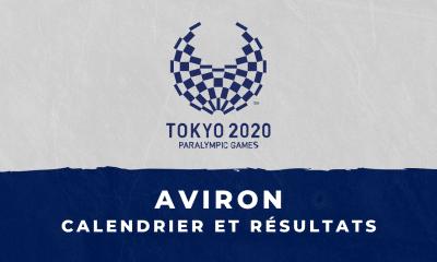 Aviron - Jeux Paralympiques de Tokyo calendrier et résultats