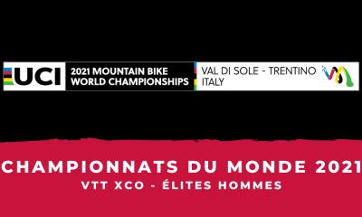 Championnats du monde de VTT 2021 le classement de la course élites hommes