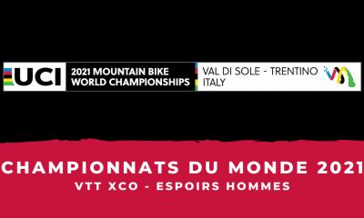 Championnats du monde de VTT 2021 le classement de la course espoirs hommes