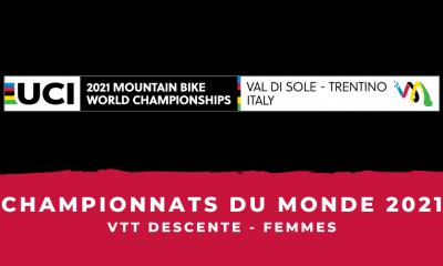 Championnats du monde de VTT de Descente 2021 le classement de la course femmes