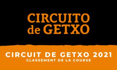 Circuit de Getxo 2021 le classement