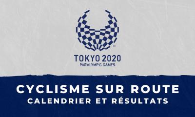 Cyclisme sur route - Jeux Paralympiques de Tokyo calendrier et résultats
