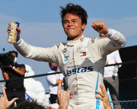 Formule E Que retenir de cette première édition du Championnat du monde