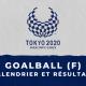 Goalball féminin - Jeux Paralympiques de Tokyo calendrier et résultats