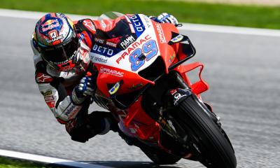 Grand Prix d'Autriche Jorge Martin en pole position devant Fabio Quartararo