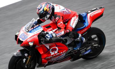 Grand Prix de Styrie Première victoire en MotoGP pour Jorge Martin, Quartararo 3ème