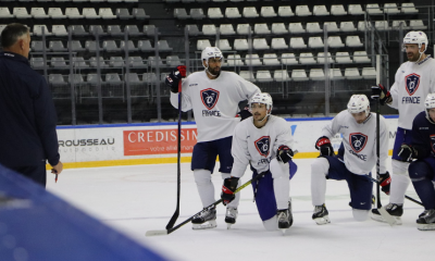 Hockey sur glace – TQO Un week-end au Danemark à oublier pour les Bleus
