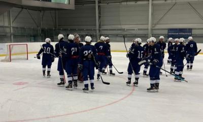 Hockey sur glace L'équipe de France U20 fait exploser Schwenninger à Ostrava