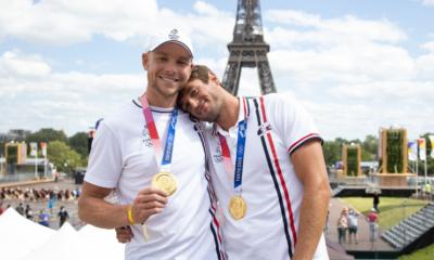 Hugo Boucheron : « Nous avons une vraie relation de confiance avec Matthieu »