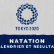 Natation - Jeux Olympiques de Tokyo calendrier et résultats