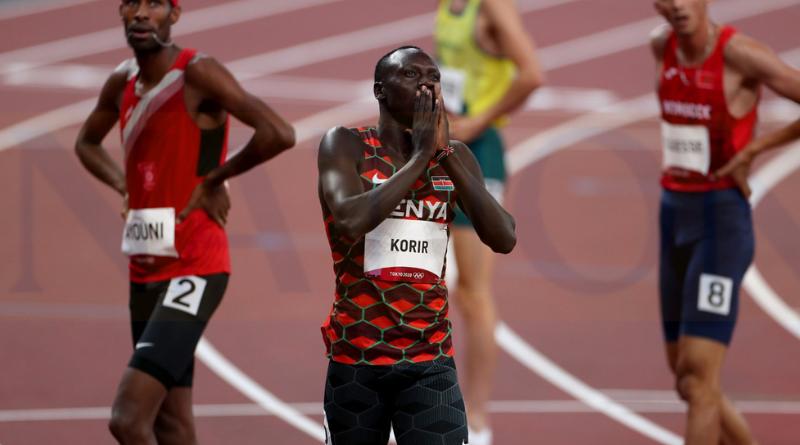 JO Tokyo 2020 – Athlétisme Emmanuel Korir prend l'or sur le 800 mètres