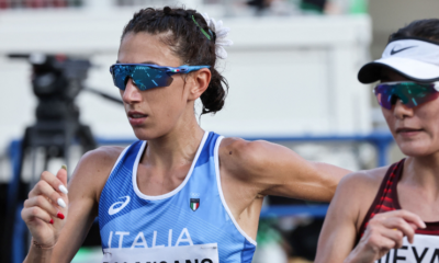 JO Tokyo 2020 - Athlétisme Antonella Palmisano remporte le 20 km marche