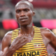 JO Tokyo 2020 - Athlétisme Joshua Cheptegei en or sur 5 000 mètres