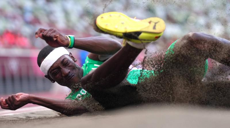 JO Tokyo 2020 - Athlétisme Pedro Pablo Pichardo en or sur le triple saut