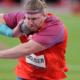 JO Tokyo 2020 - Athlétisme Ryan Crouser en or au lancer du poids