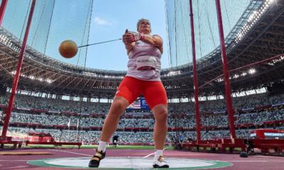 JO Tokyo 2020 - Athlétisme Troisième titre olympique pour Anita Wlodarczyk au marteau