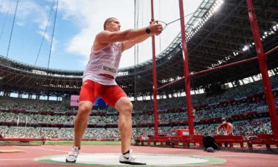JO Tokyo 2020 - Athlétisme Wojciech Nowicki décroche l'or au marteau