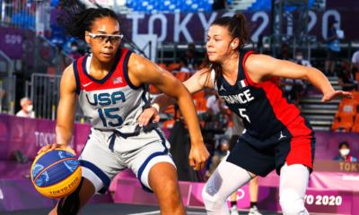 JO Tokyo 2020 - Basket 3X3 Une réussite pouvant inspirer d'autres disciplines