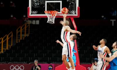 JO Tokyo 2020 - Basket-Ball : les notes des Bleus face à la Slovénie