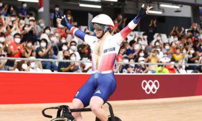 JO Tokyo 2020 - Cyclisme sur piste Jason Kenny garde son titre olympique du keirin